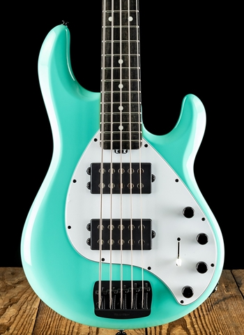 Music Man StingRay5 Special HH - Cruz Teal