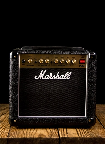 Marshall Dsl1cr 1 Watt 1x8 Quot Guitar Combo Black