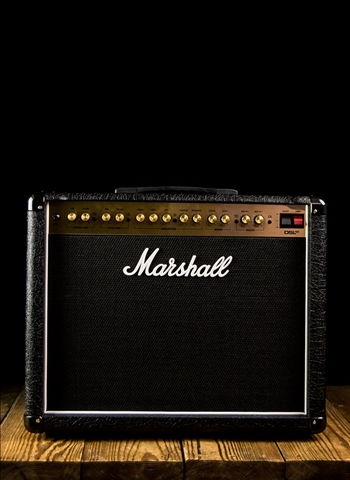 marshall dsl40cr 40 watt 1x12 guitar combo black. Black Bedroom Furniture Sets. Home Design Ideas