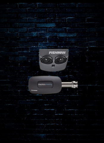 Fishman PRO-MAK-NFV Matrix Infinity VT Pickup and Preamp System (Ukulele)