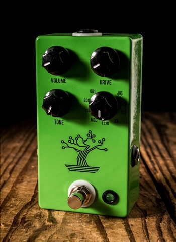 JHS The Bonsai 9-Way Screamer Overdrive Pedal