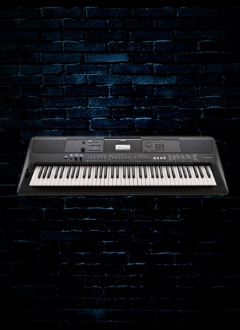 Yamaha PSR-EW410 - 76-Key Portable Keyboard