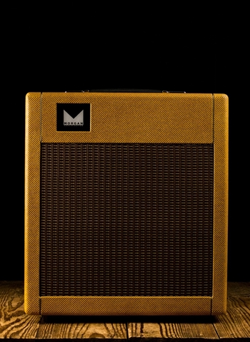"Morgan JS12 - 12 Watt 1x12"" Guitar Combo - Tweed"