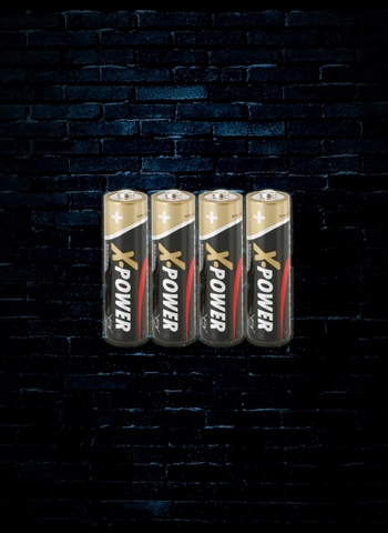 Ansmann AA X-Power Alkaline Batteries (4 Pack)