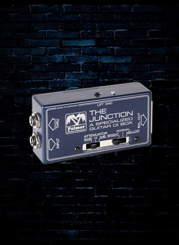 Palmer PDI09 Passive DI Box For Guitars