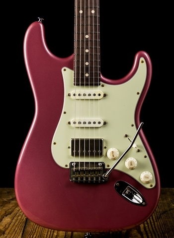 Suhr Classic S Antique Roasted - Burgundy Mist