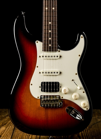 Suhr Classic S Antique HSS - 3 Tone Burst