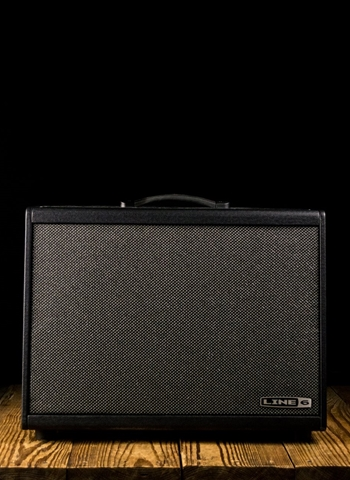 "Line 6 Powercab 112 - 250 Watt 1x12"" Guitar Cabinet - Black"