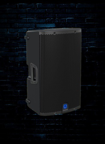 "Turbosound iQ12 - 2500 Watt 1x12"" Powered Loudspeaker - Black"
