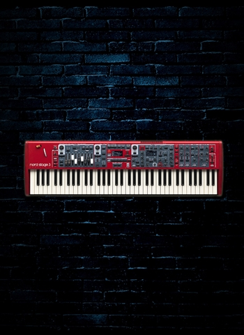 Nord Stage 3 Compact - 73-Key Stage Piano