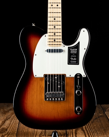 Fender Player Telecaster - 3-Color Sunburst