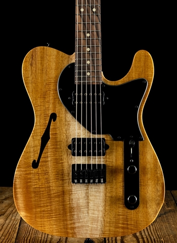 Suhr Classic T Custom Figured Koa/Roasted Alder - Natural