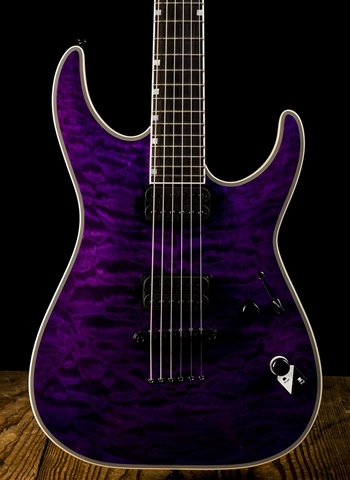 ESP LTD MH-1000NT - See Thru Purple