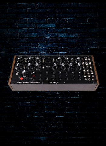 Moog DFAM Semi-Modular Analog Percussion Synthesizer