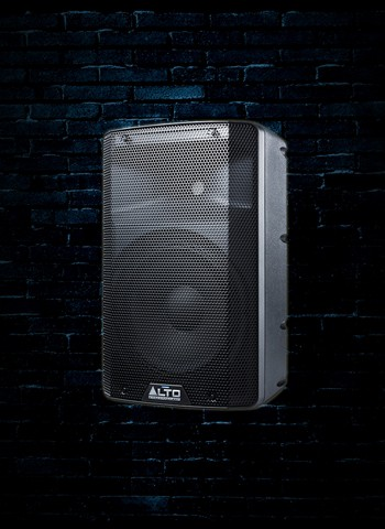 "Alto TX210 - 300 Watt 1x10"" Powered Loudspeaker - Black"