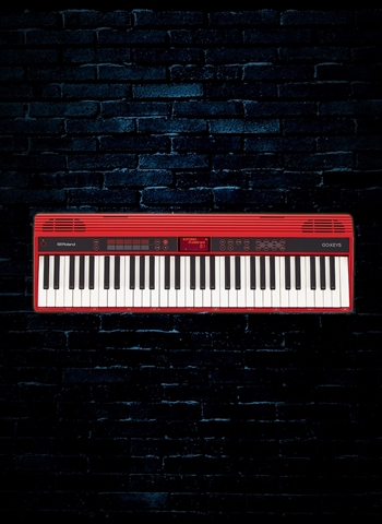 Roland GO:KEYS - 61-Key Music Creation Keyboard