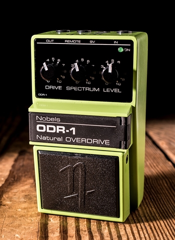 Nobels ODR-1 Natural Overdrive Pedal