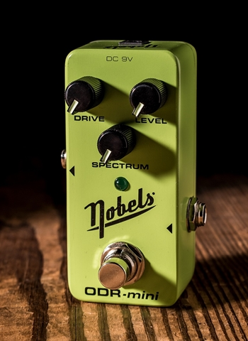 Nobels ODR-Mini Natural Overdrive Pedal