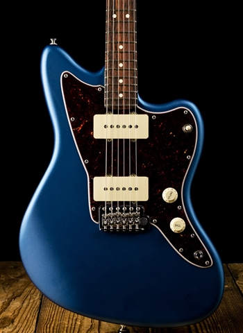 Fender American Performer Jazzmaster - Satin Lake Placid Blue