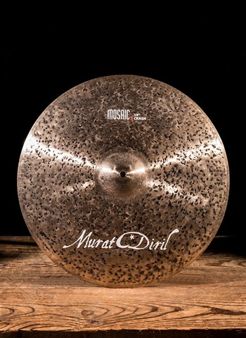 "Murat Diril MS2019 - 19"" Mosaic Crash *USED*"