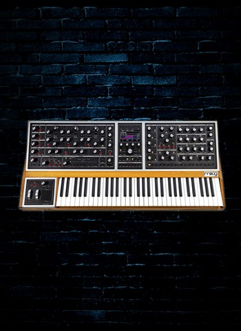 Moog One Polyphonic Synthesizer (8-Voice)