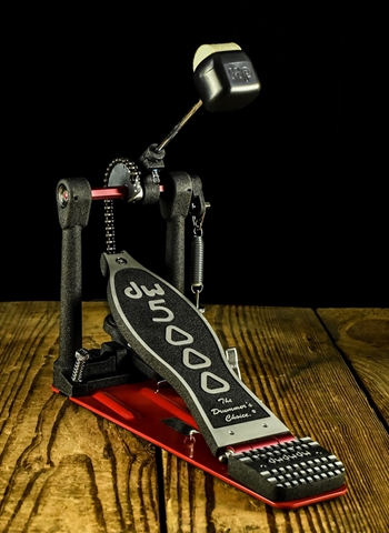 DW DWCP5000 - 5000 Series Single Chain Accelerator Bass Drum Pedal