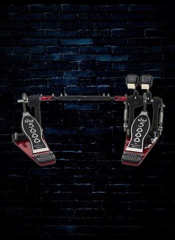 DW DWCP5002 - 5000 Series Single Chain Accelerator Double Bass Drum Pedal