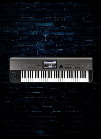 Korg KROME EX 61-Key Music Workstation