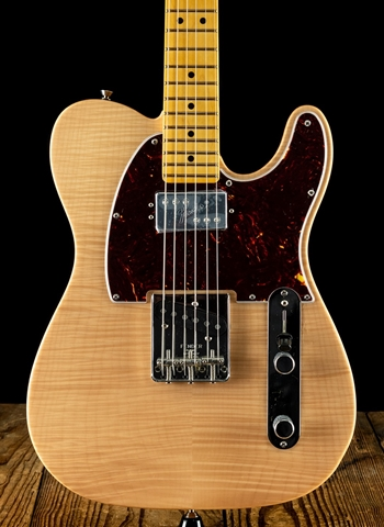 Fender Rarities Flame Maple Top Chambered Telecaster - Natural