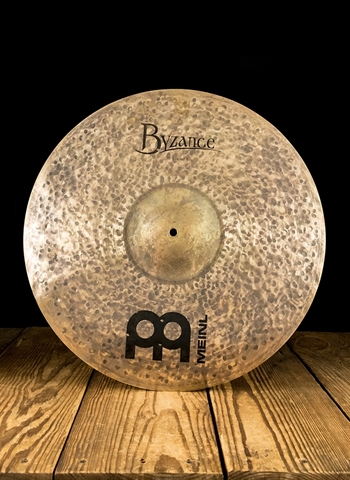 "Meinl B20RBR - 20"" Byzance Dark Raw Bell Ride"