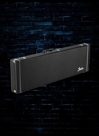 Fender Classic Series P/J Bass Case - Black