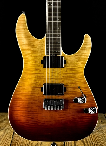 Schecter C-1 SLS Elite - Antique Fade Burst
