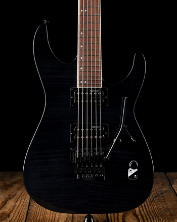 ESP LTD M-200FM - See Thru Black