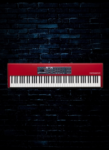 Nord Piano 4 - 88-Key Stage Piano
