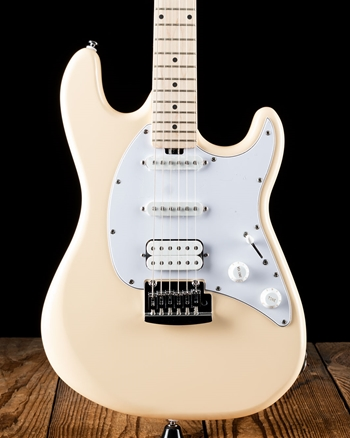Sterling Cutlass HSS - Vintage Cream