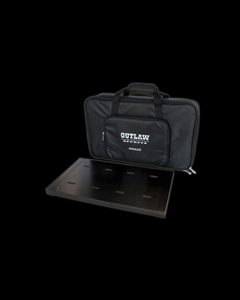 Outlaw Nomad Rechargeable Powered Pedalboard (Medium)