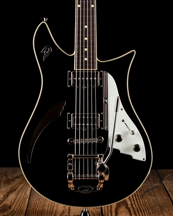 Duesenberg Double Cat - Black