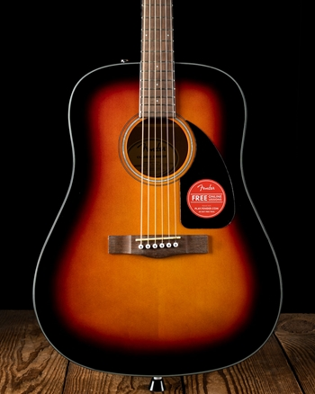 Fender CD-60 Dreadnought V3 - Sunburst