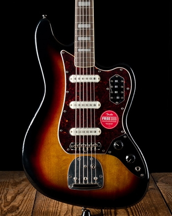 Squier Classic Vibe Bass VI - 3-Color Sunburst