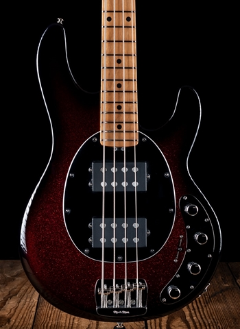 Music Man StingRay Special HH - Burnt Apple