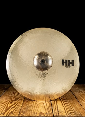 "Sabian 22"" Limited Edition Todd Sucherman HH Sessions Ride"