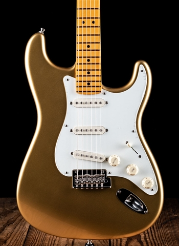 Fender Lincoln Brewster Stratocaster - Aztec Gold