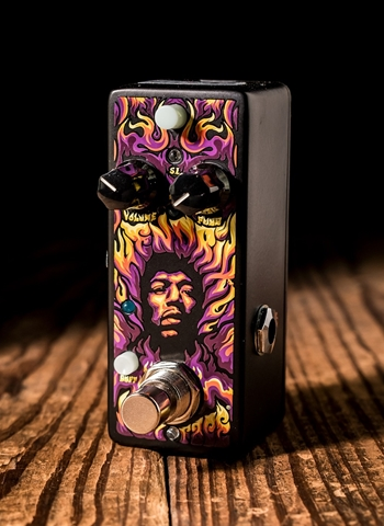 Dunlop Authentic Hendrix '69 Psych Series Fuzz Face Distortion Pedal
