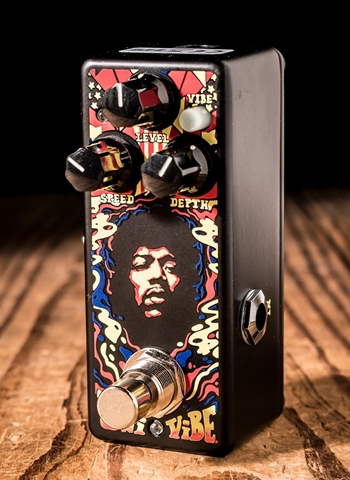 Dunlop Authentic Hendrix '69 Psych Series Uni-Vibe Chorus/Vibrato Pedal