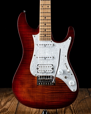 Ibanez AZ224F AZ Premium - Brown Topaz Burst *USED*