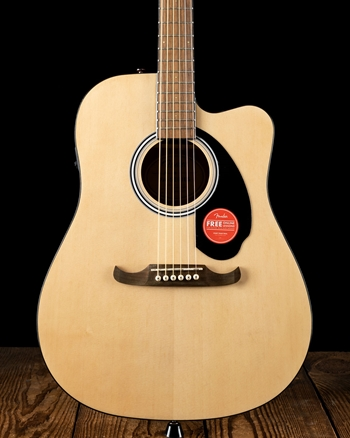 Fender FA-125CE Dreadnought - Natural