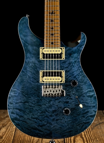 PRS Roasted Maple Limited SE Custom 24 - Whale Blue