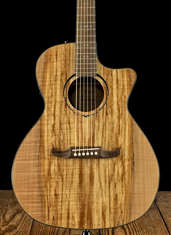Fender FA-345CE Auditorium Spalted Maple FSR LR - Natural