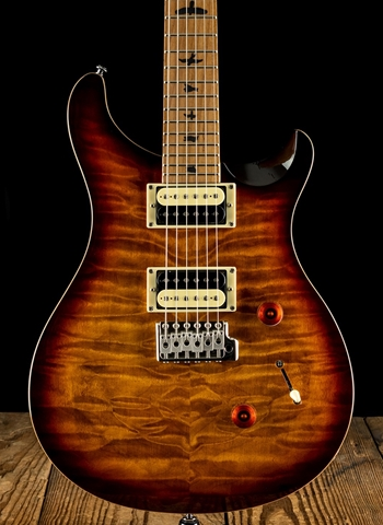 PRS Roasted Maple Limited SE Custom 24 - Tobacco Sunburst
