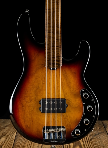 Music Man BFR StingRay Special 4 H - Vintage Sierra Burst